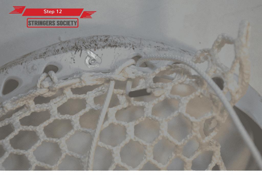 9 Diamond Top String | lacrosse 9 diamond top string tutorial 2 1