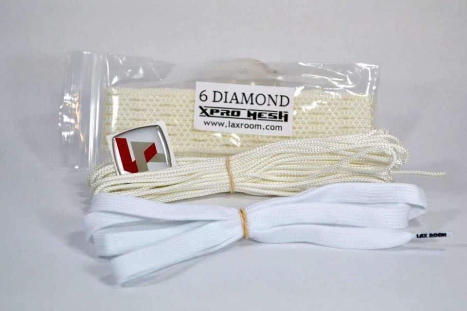 LaxRoom Six Dimond Mesh