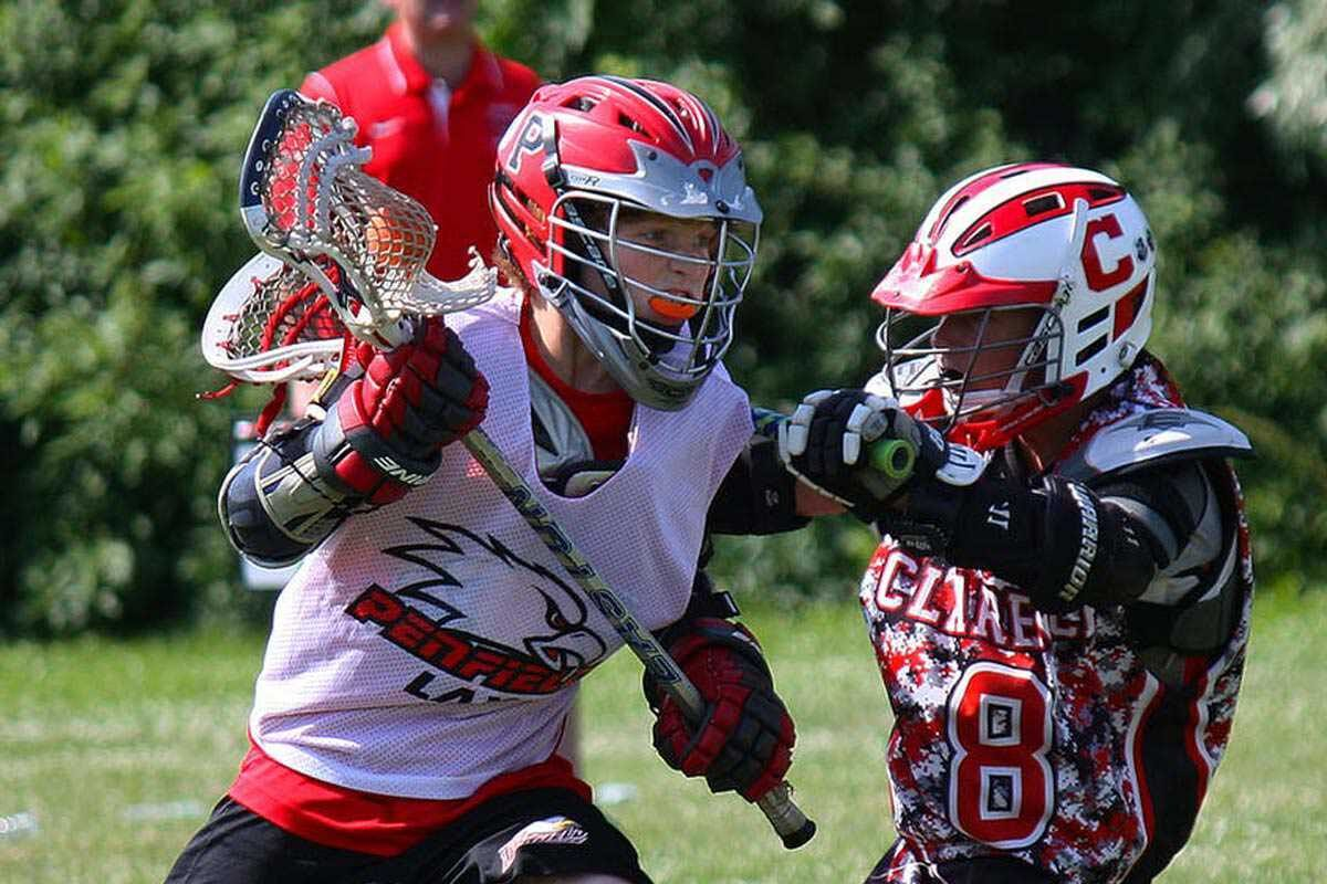Lacrosse Positions Men