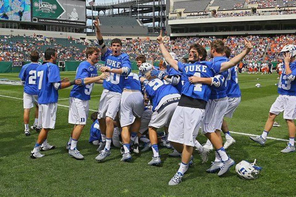 ncaa mens lacrosse tournament