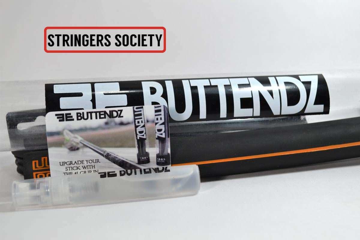 Buttendz paradox lacrosse grip