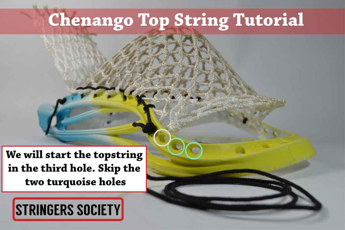 Chenango Top String Tutorial Intro