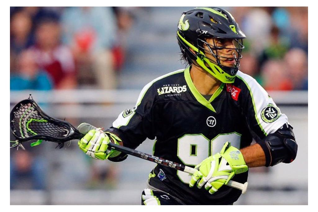 lacrosse eye black | professional lacrosse players paul rabil