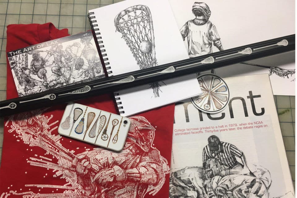 The Art of Lax: Beyond The End Line and Finding Your Passion