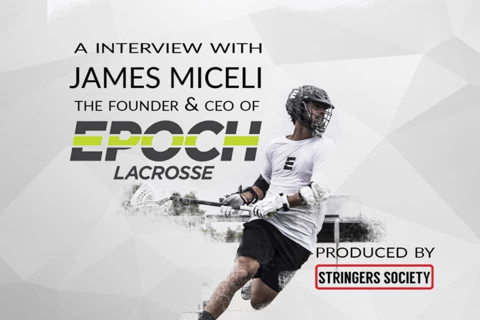 epoch lacrosse stringers society