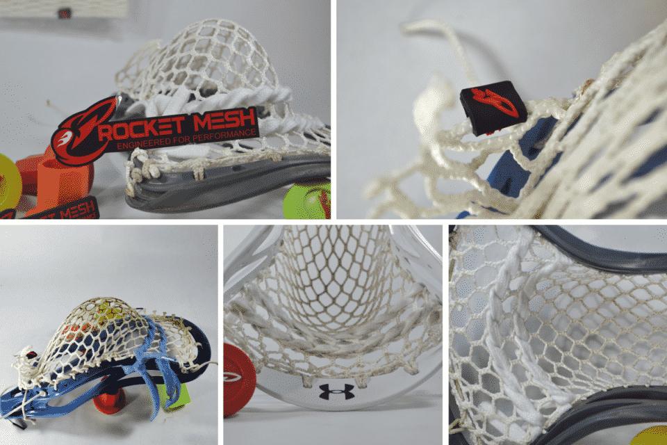 rocket mesh lacrosse