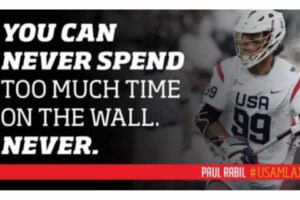 wall ball lacrosse
