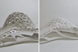 future of lacrosse mesh, channel mesh
