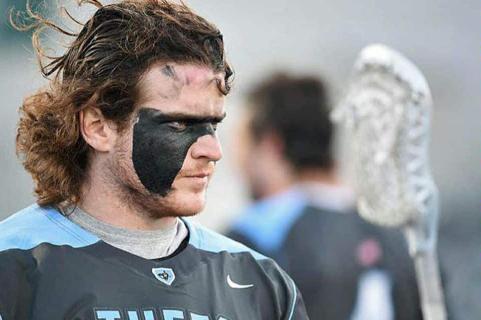 lacrosse eye black