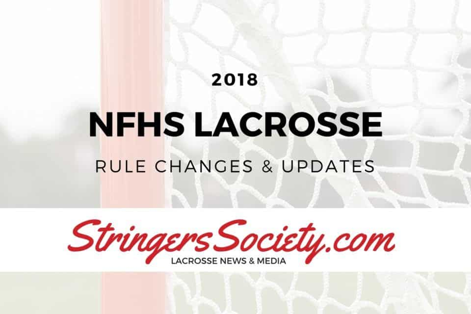 nfhs lacrosse rule changes