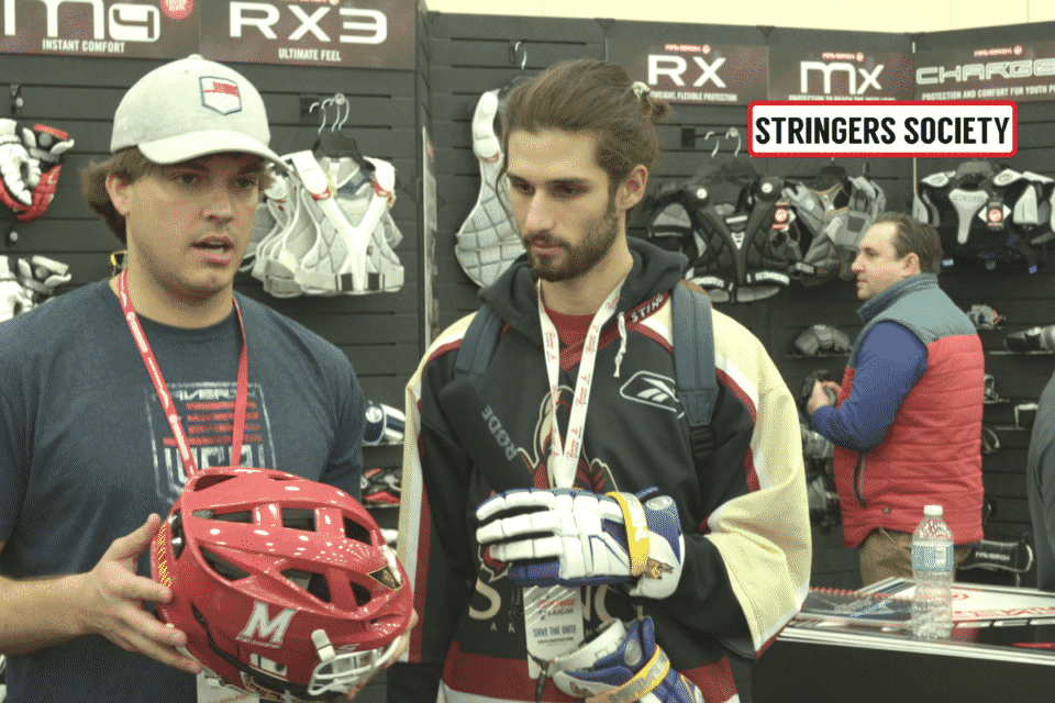 Billy Bitter, Cascade Lacrosse, and Maverik Lacrosse At LaxCon 2018