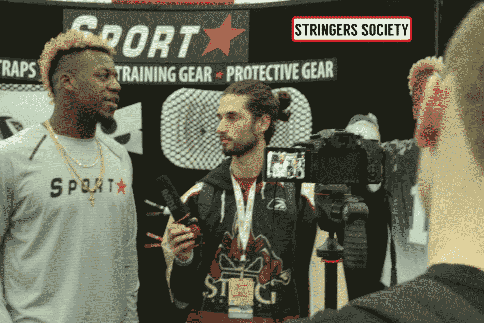myles jones sportstar interview