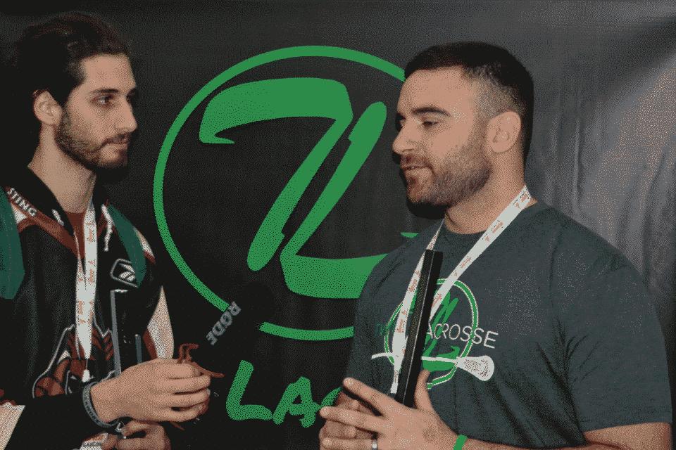 Twin Lacrosse Talkin Trinity Shafts At LaxCon 2018