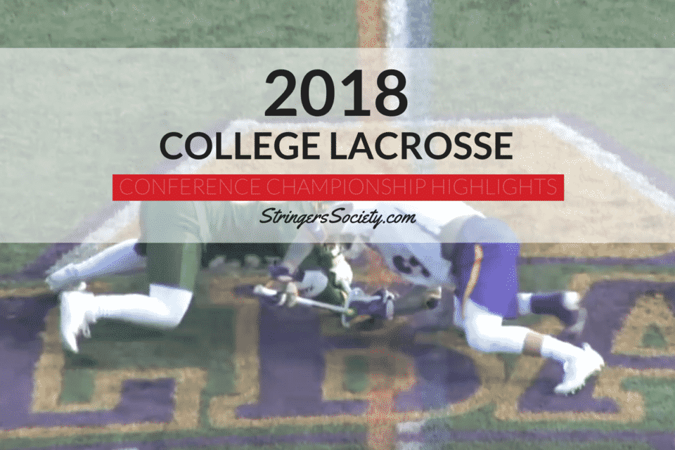 2018 college lacrosse conference championship