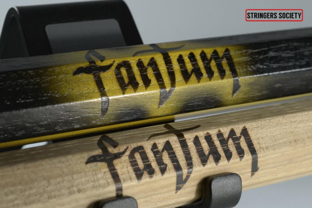 wooden lacrosse shafts