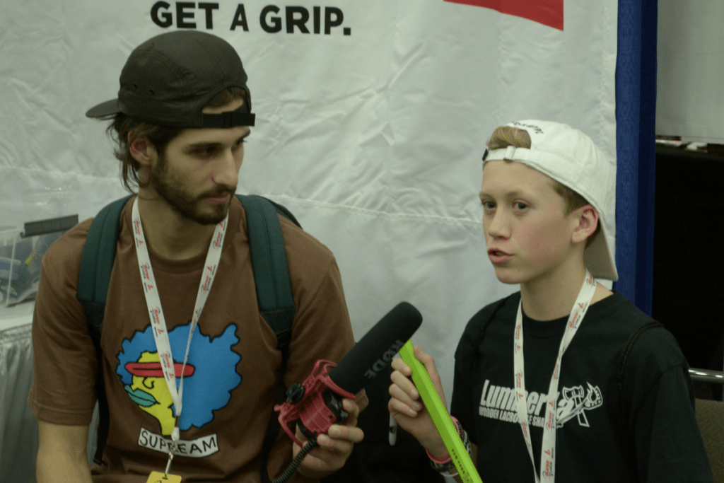 laxcon 2018 with lumber lax