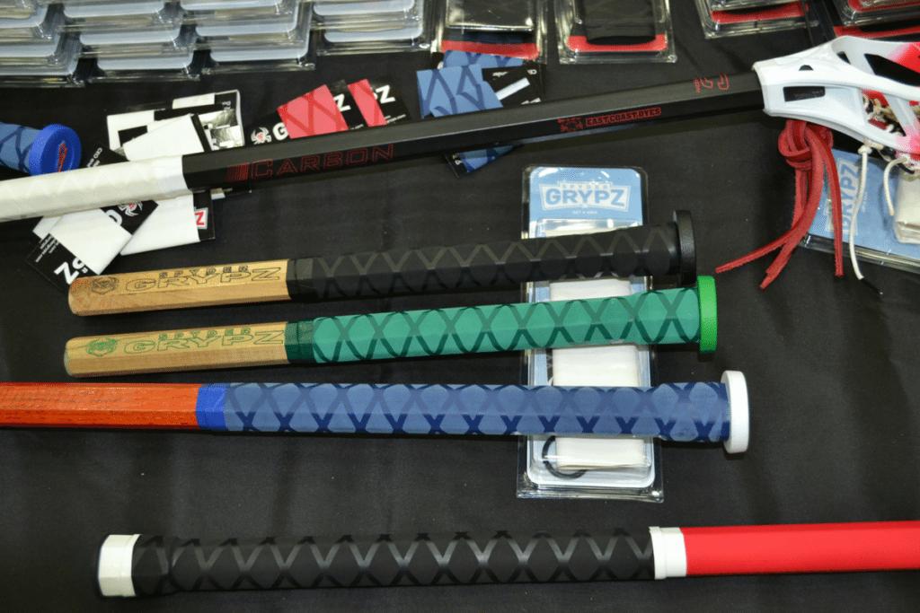 Spyder grips lacrosse tape laxcon 2018