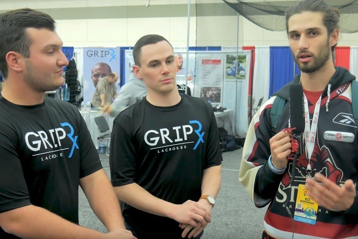 Get A Grip with the Grip Rx At LaxCon 2018