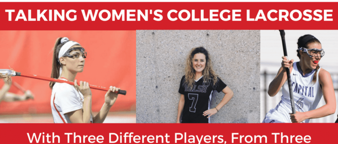 womens college lacrosse