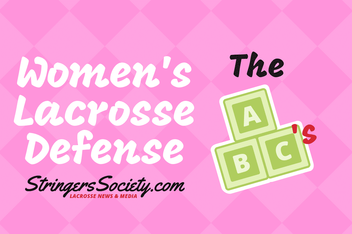 womens lacrosse defense