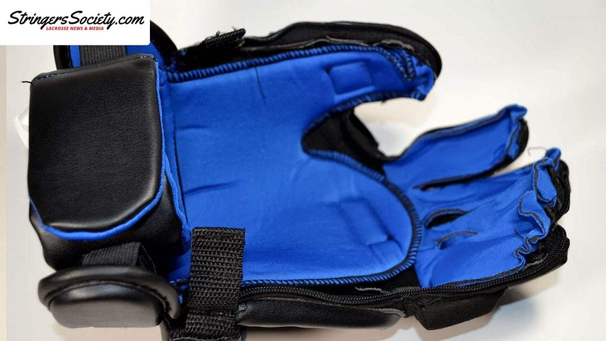 lacrosse gloves nicc