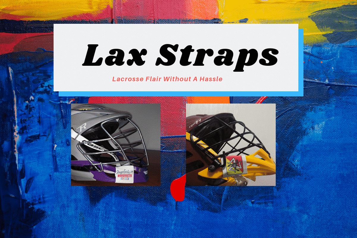 shoulder pads | Lax Straps