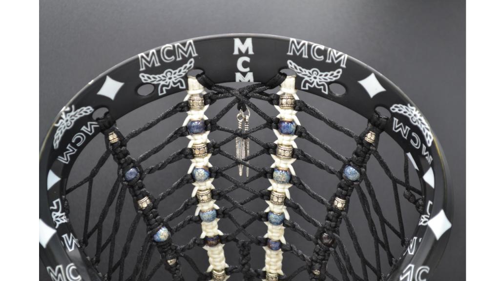 custom lacrosse head raffle for the billy franks foundation