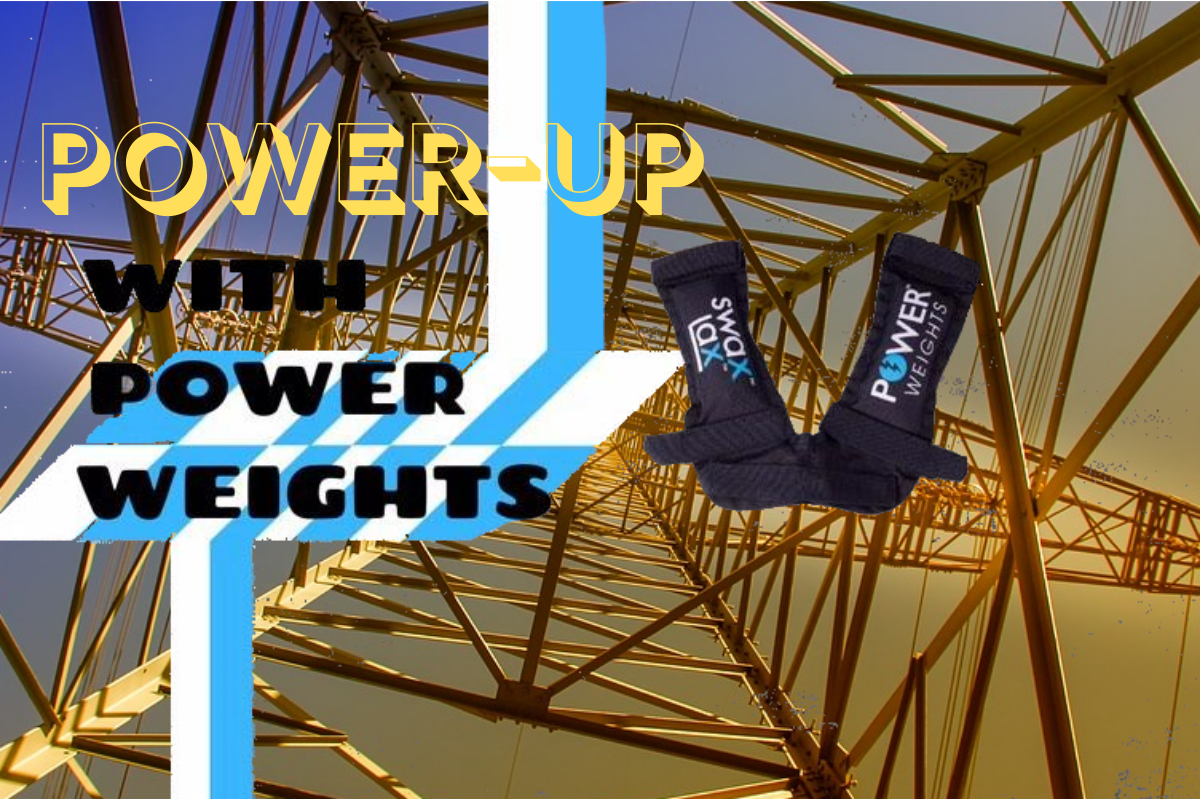 Power Up 1 | Swax Lax Power Weights Can Power Your Lacrosse Training