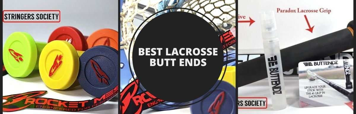 best lacrosse butt ends: the top 5 available today