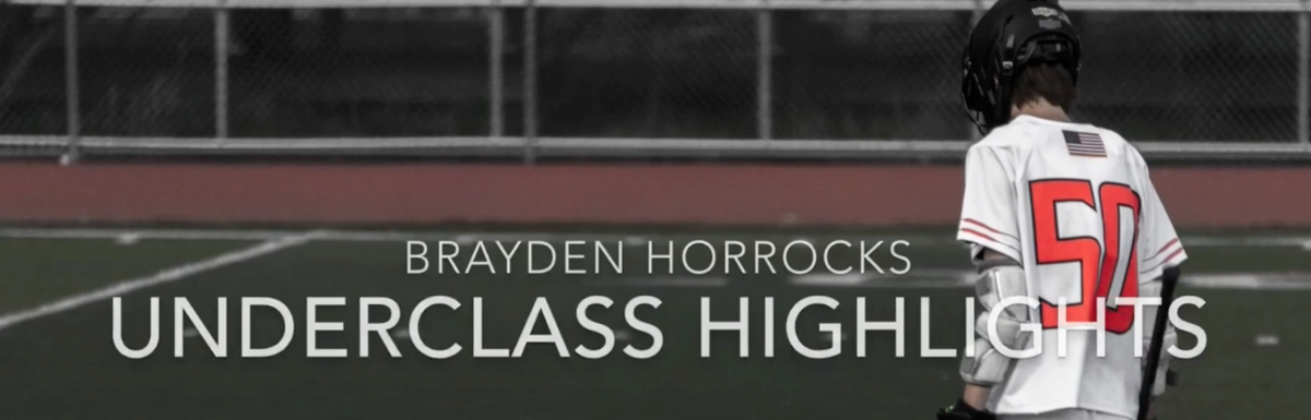brayden lacrosse highlights