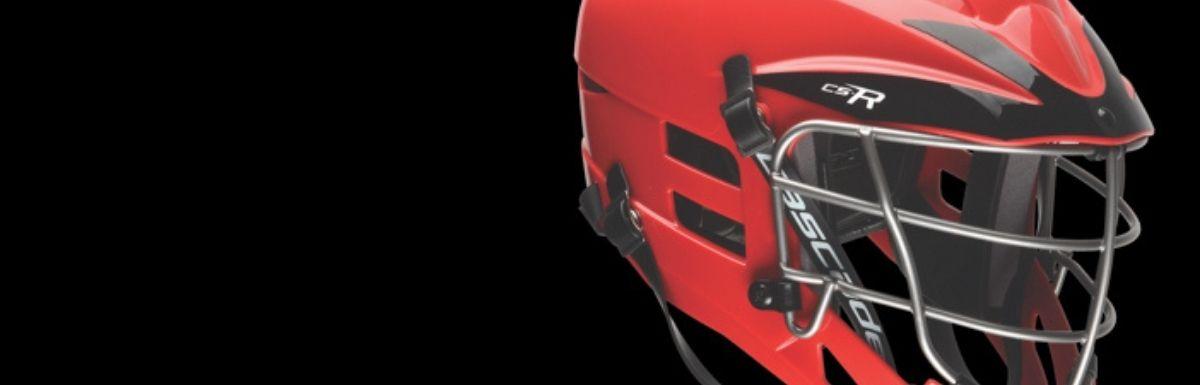 cascade csr youth lacrosse helmet