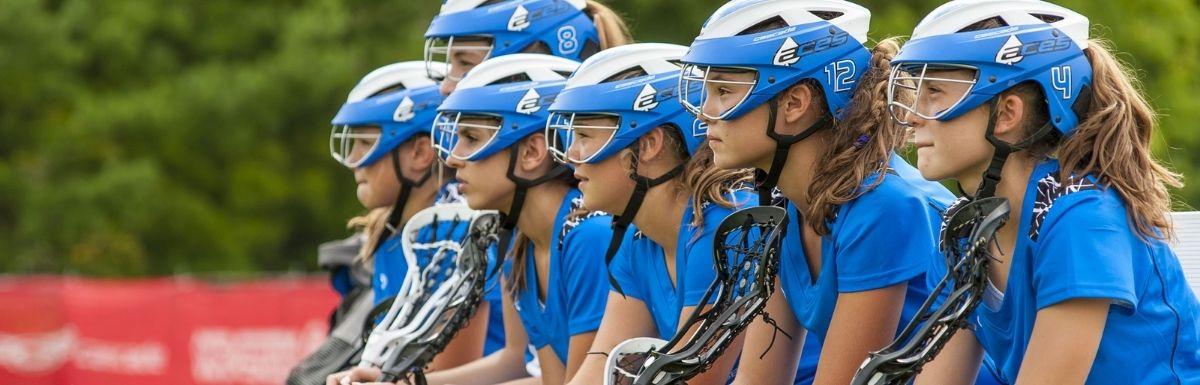 cascade lx women's lacrosse helmet
