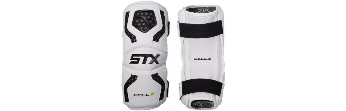 stx lacrosse cell 4 men's lacrosse elbow pads