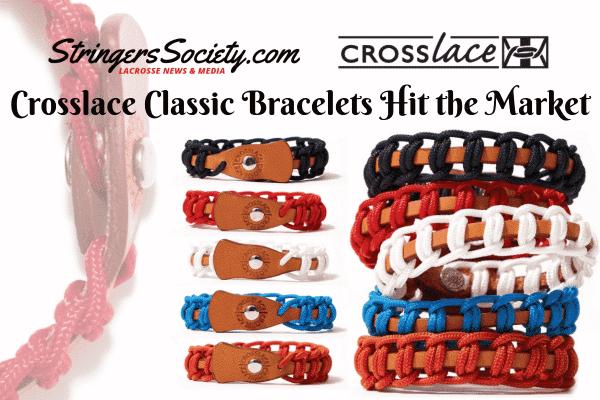 crosslace classic bracelet