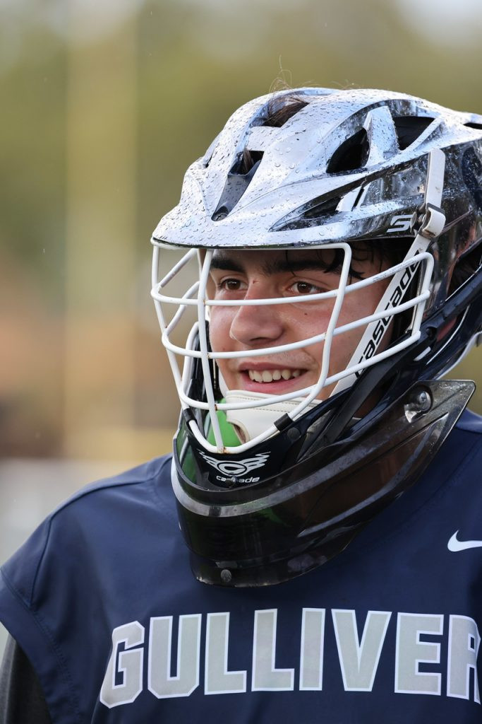 Dominic Veloso Lacrosse Highlights – Class of 2024 – Goalie