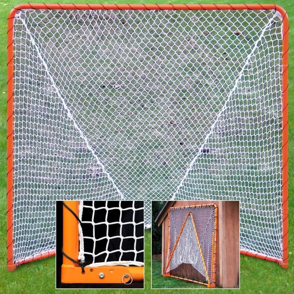 lacrosse practice goals