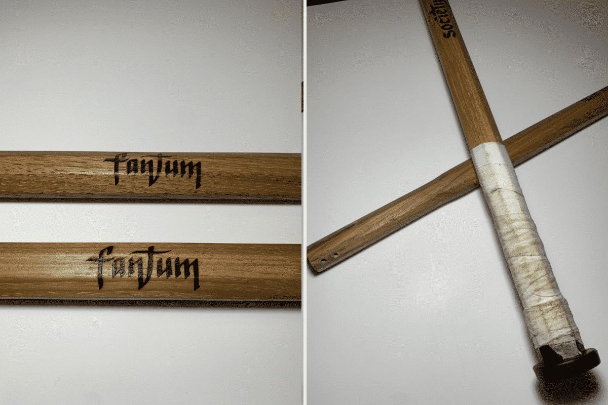 fantum kong lacrosse shaft review