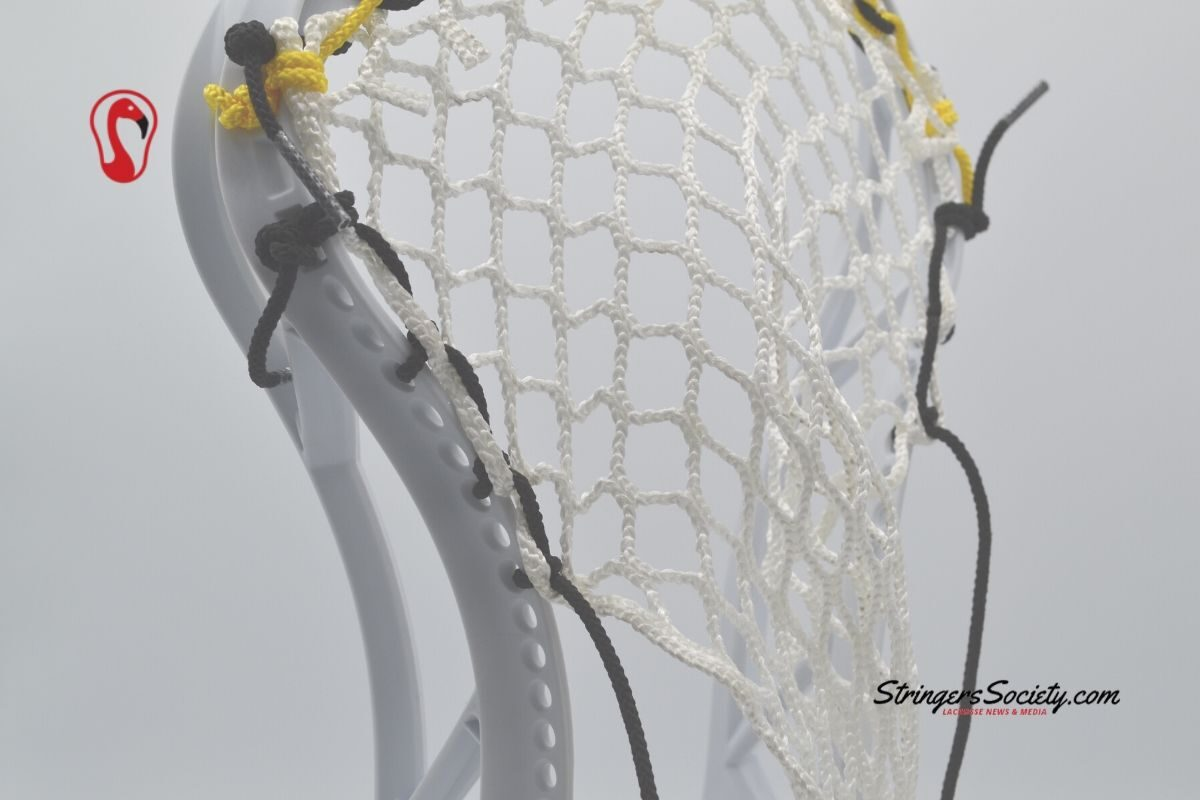 how to string a lacrosse head 14 | How to String a Lacrosse Head