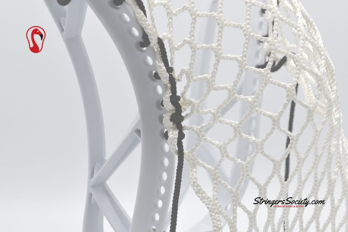 how to string a lacrosse head 19 | How to String a Lacrosse Head