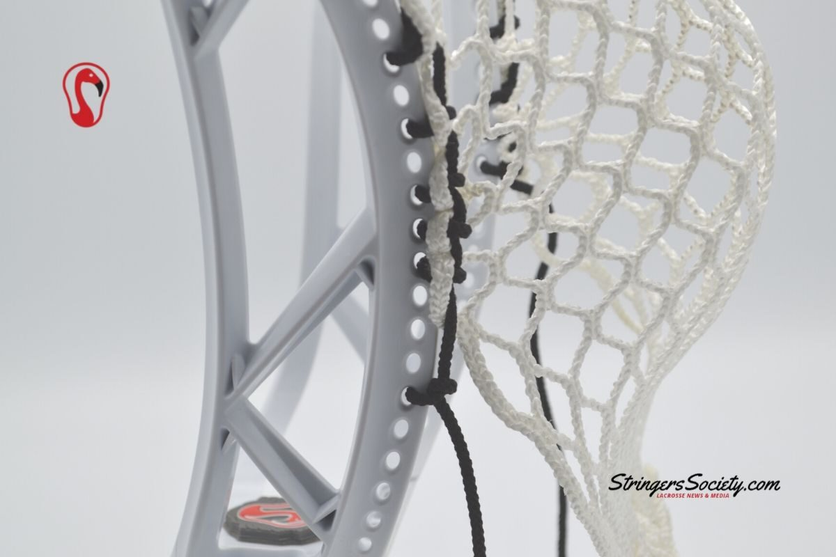 how to string a lacrosse head 20 | How to String a Lacrosse Head
