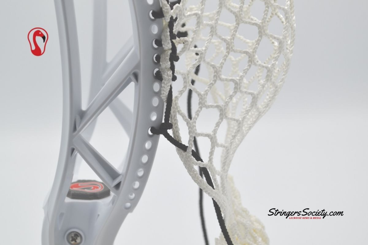 how to string a lacrosse head 21 | How to String a Lacrosse Head