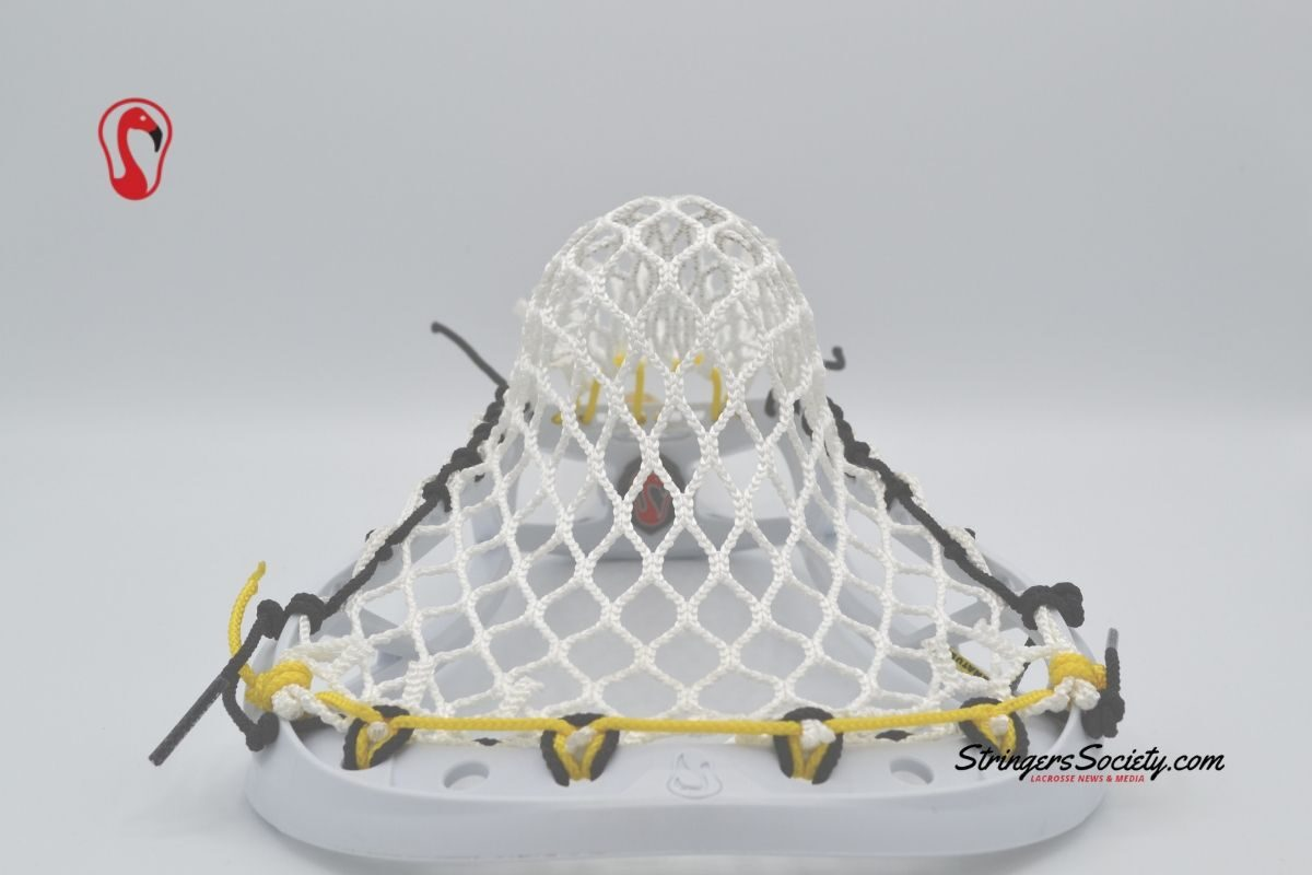 how to string a lacrosse head 27 | How to String a Lacrosse Head