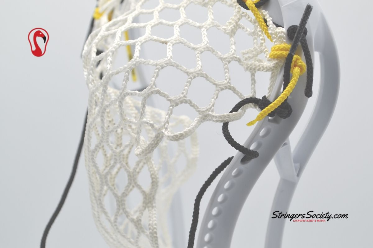 how to string a lacrosse head 4 | How to String a Lacrosse Head