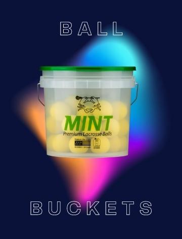 Lacrosse Ball Buckets