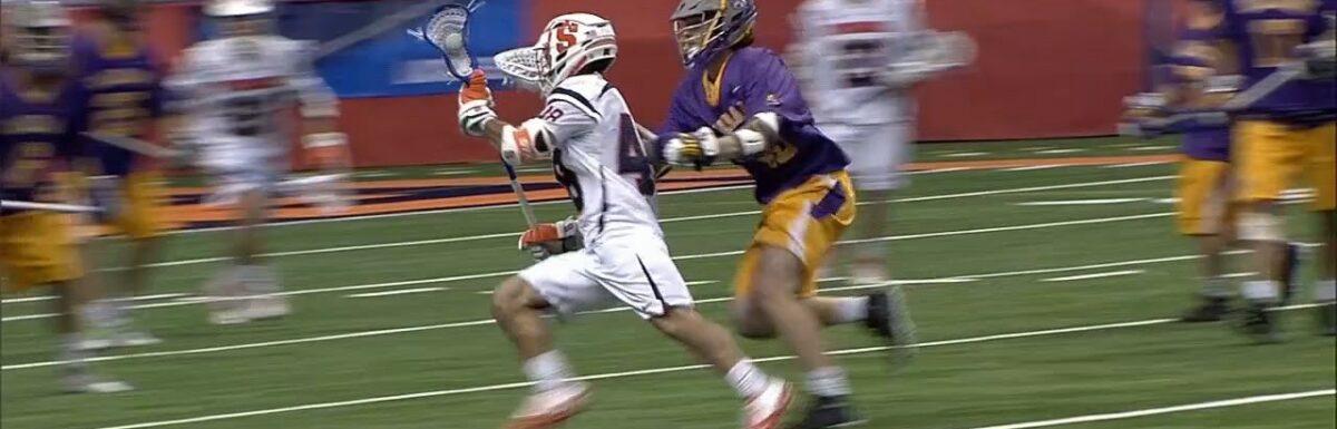 lacrosse dodges: the bull dodge, split dodge, and face dodge