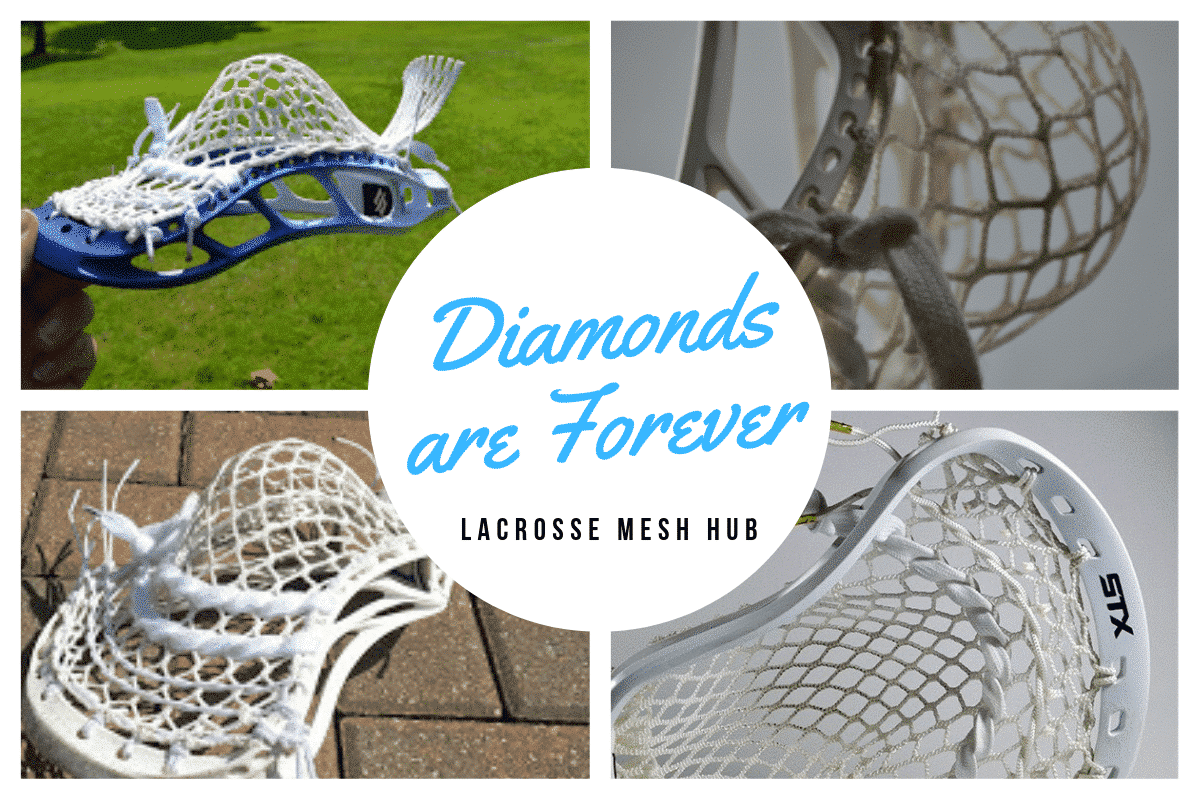 lacrosse mesh hub