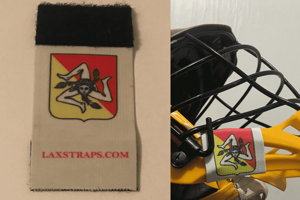 lax straps close | Lax Straps: Lacrosse Flair Without A Hassle