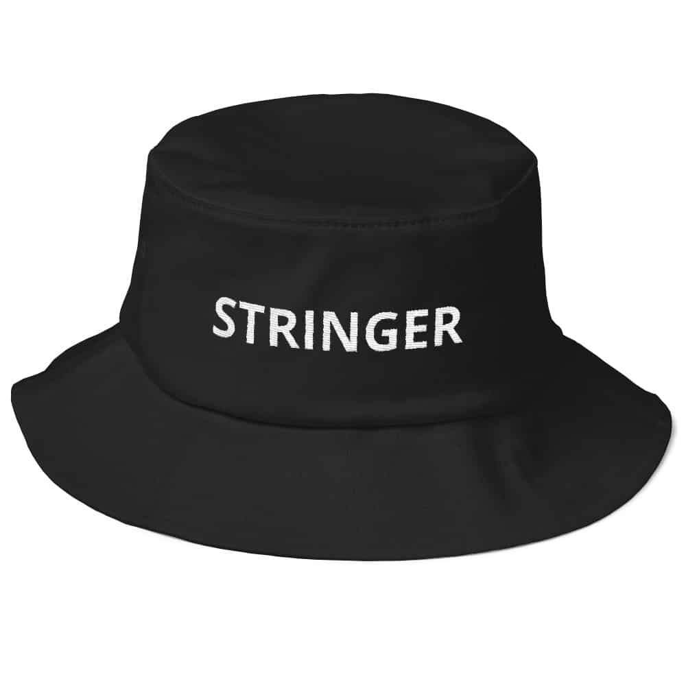 lacrosse stringer bucket hat