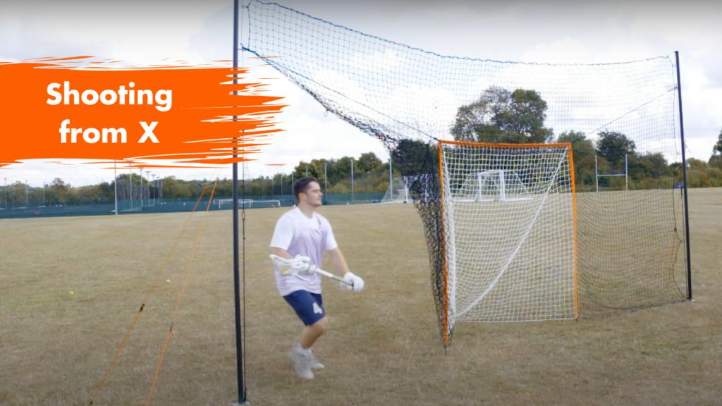 open goaaal lacrosse goal opens a world of possibilities