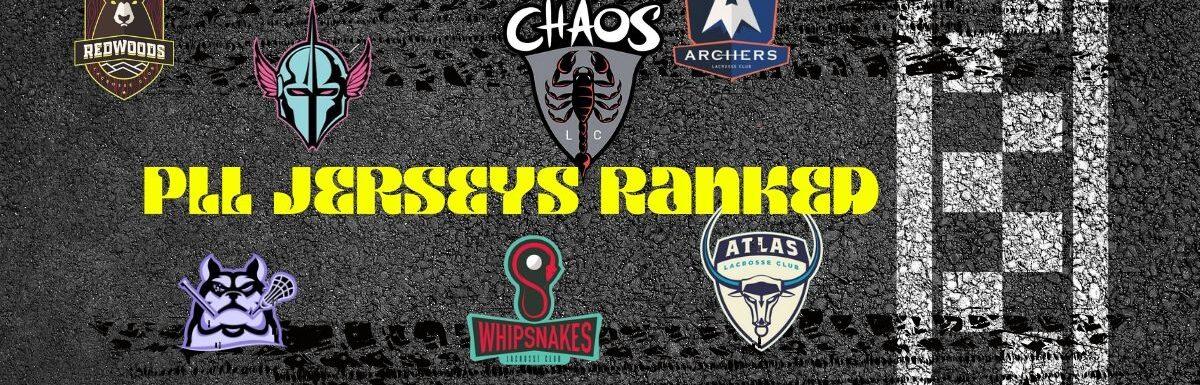 premier lacrosse league jerseys season 2